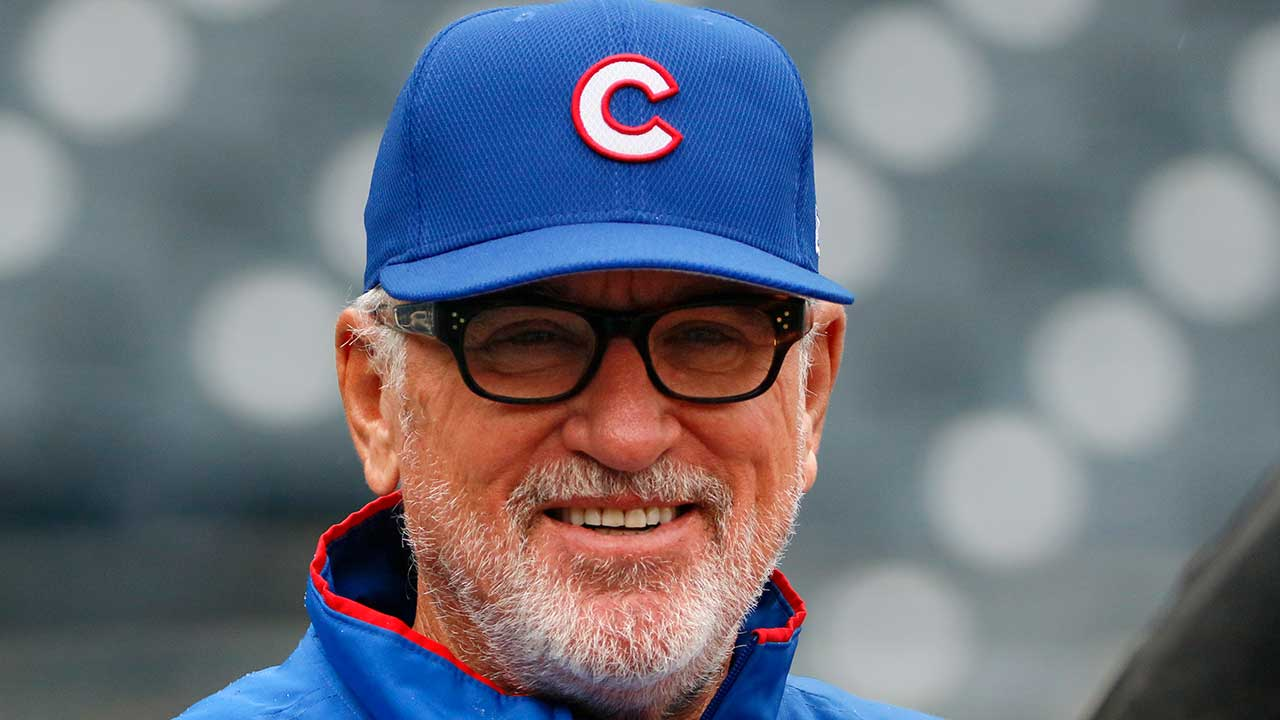 Cubs' Joe Maddon opens playground in Pennsylvania hometown