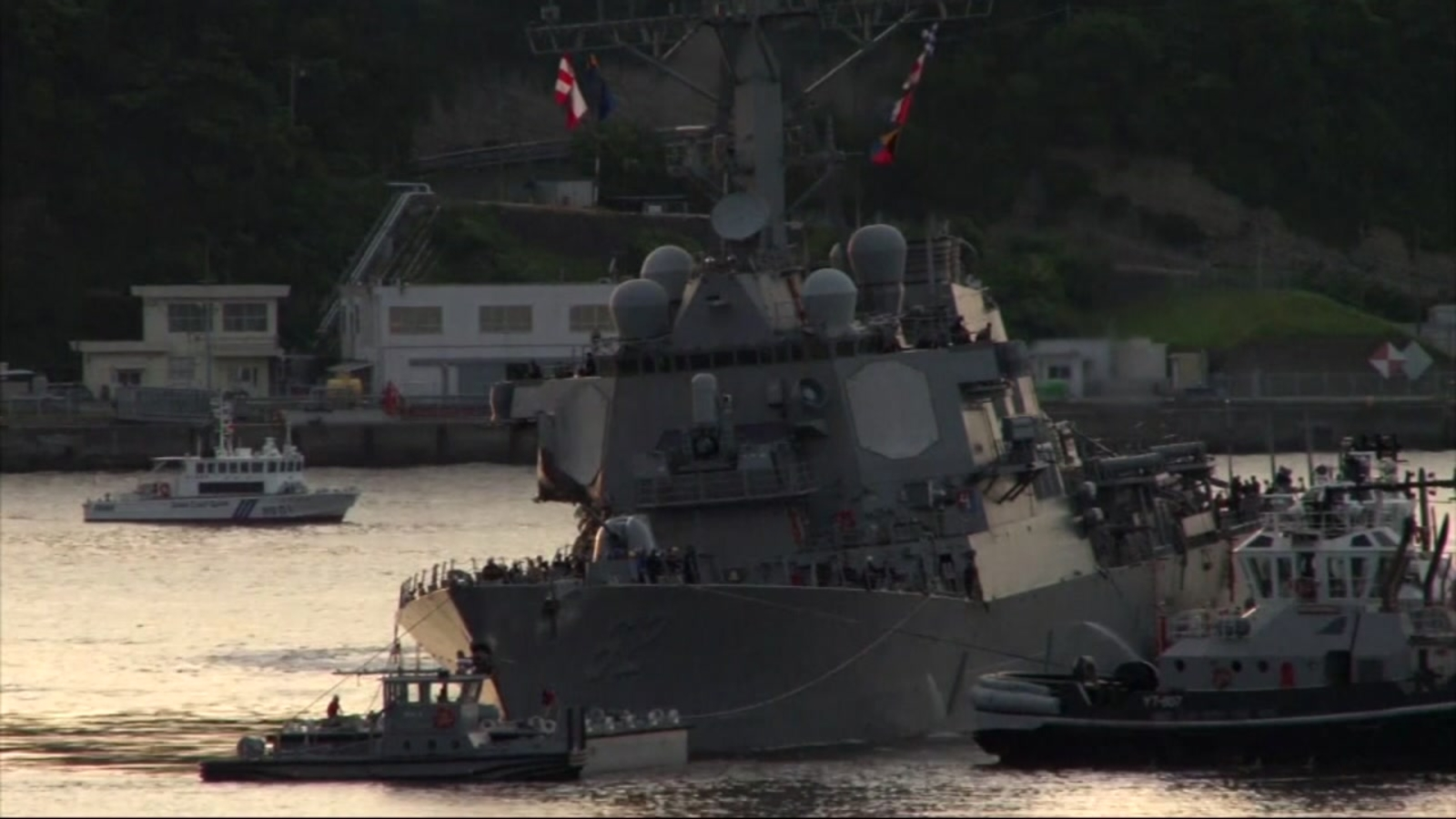 Breaking: Navy Identifies Three Sailors Killed In NAS