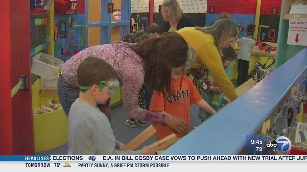 Newsviews Part 1: DuPage Children's Museum