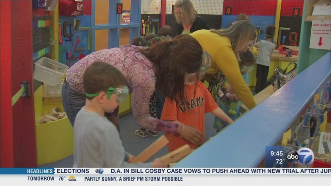 Newsviews Part 1: DuPage Children's Museum