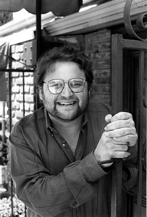 "<div class=""meta image-caption""><div class=""origin-logo origin-image none""><span>none</span></div><span class=""caption-text"">Stephen Furst, the actor best known for playing Flounder in ''Animal House,'' passed away from complications from diabetes. He was 63. (Red McLendon/AP Photo)</span></div>"