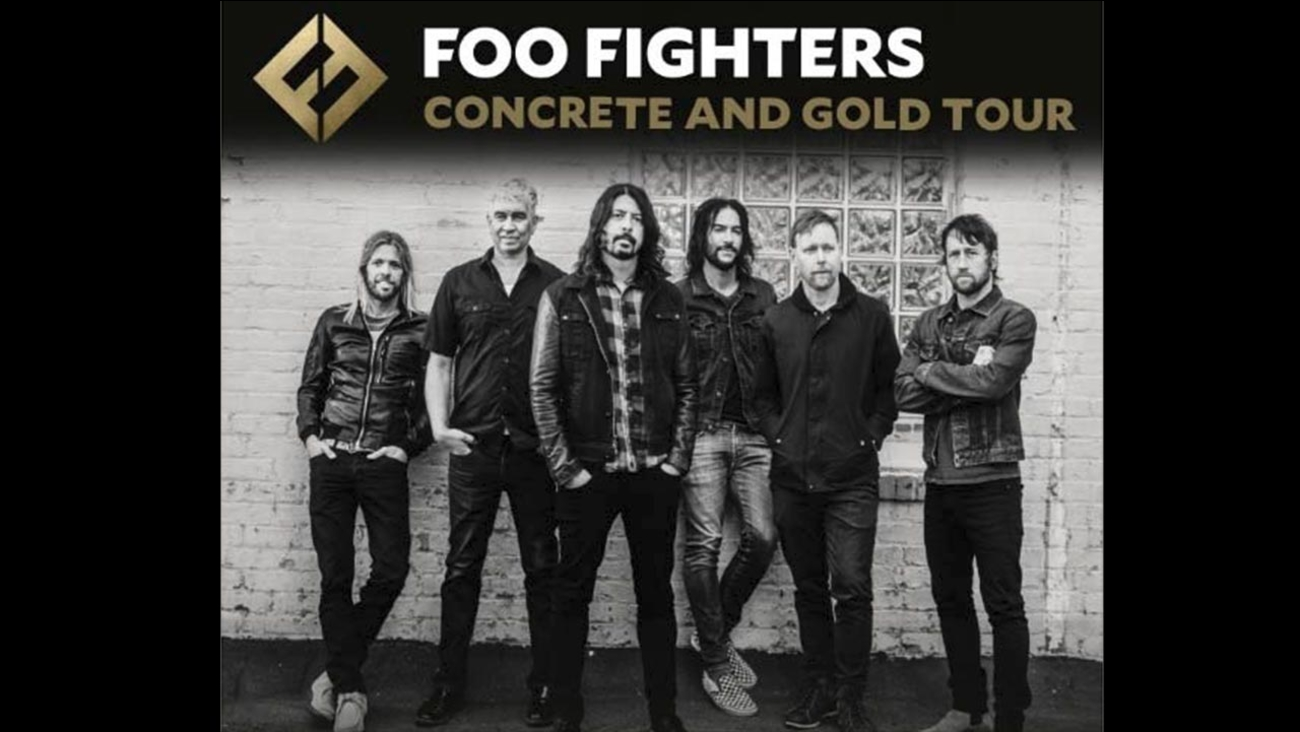 Foo Fighters To Play At Save Mart Center In Fresno Abc30com