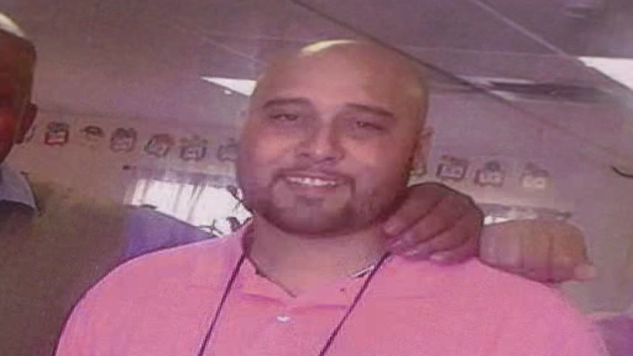 This undated image shows 31-year-old Carlo Tateo, an Oakland teacher who was shot and killed in San Francisco on Sunday, June 20, 2017.