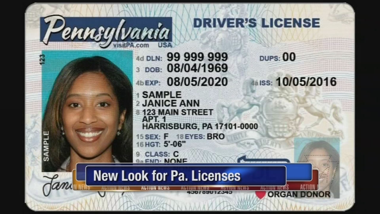 Licenses Changes Driver Not 6abc Pennsylvania Real To Compliant com Id