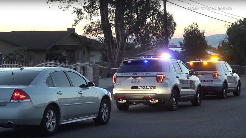 Hesperia family tied up, robbed at gunpoint