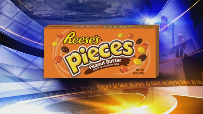 Delicious debate: How do you say Reese's Pieces?