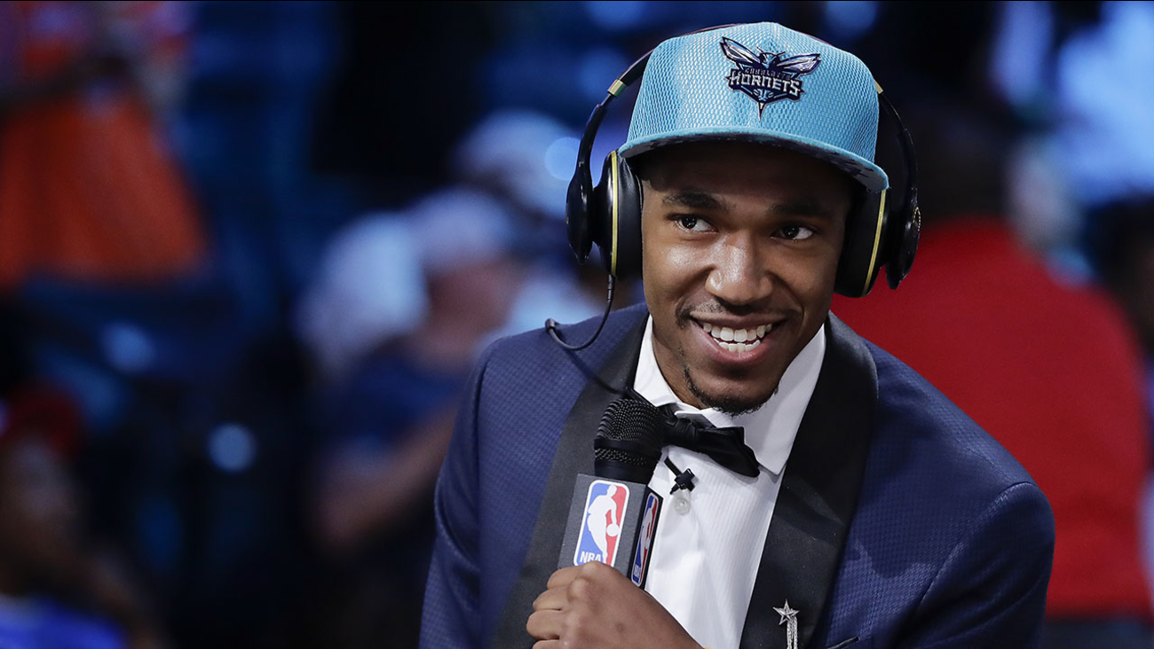 Malik Monk was one of three Kentucky freshman to go in the first round.