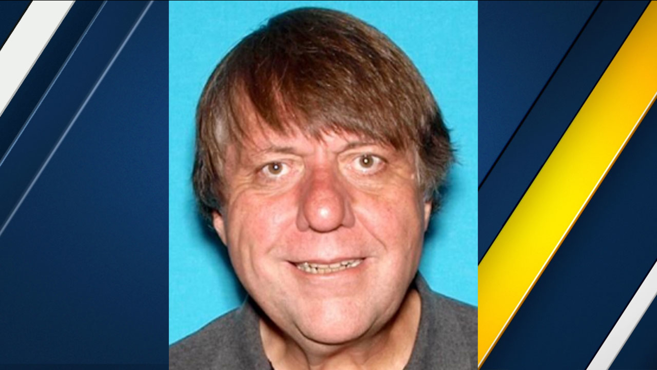 An undated photo of 65-year-old Clyde Miller, a Thousand Oaks hiker reported missing after failing to show up for work.