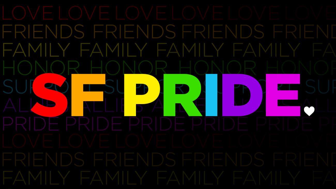 ABC7 celebrates SF Pride 2017