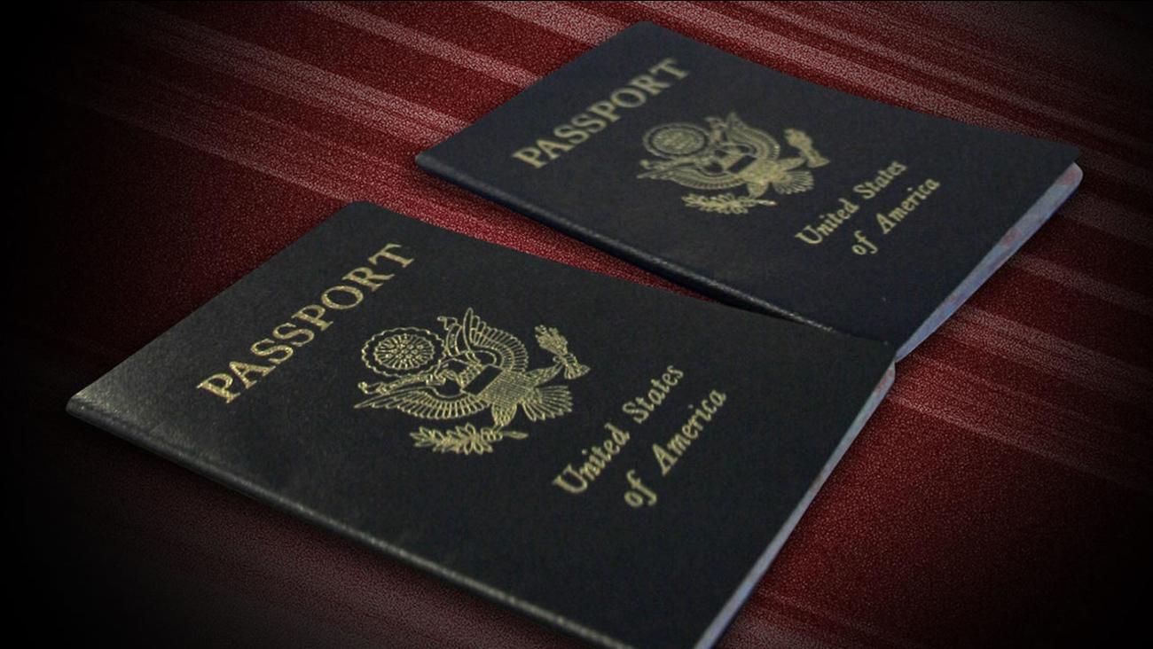 US Passports generic image