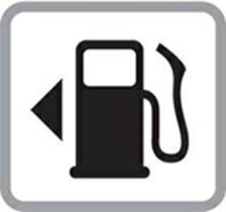 Gas tank indicator arrow: A car's best secret   6abc com