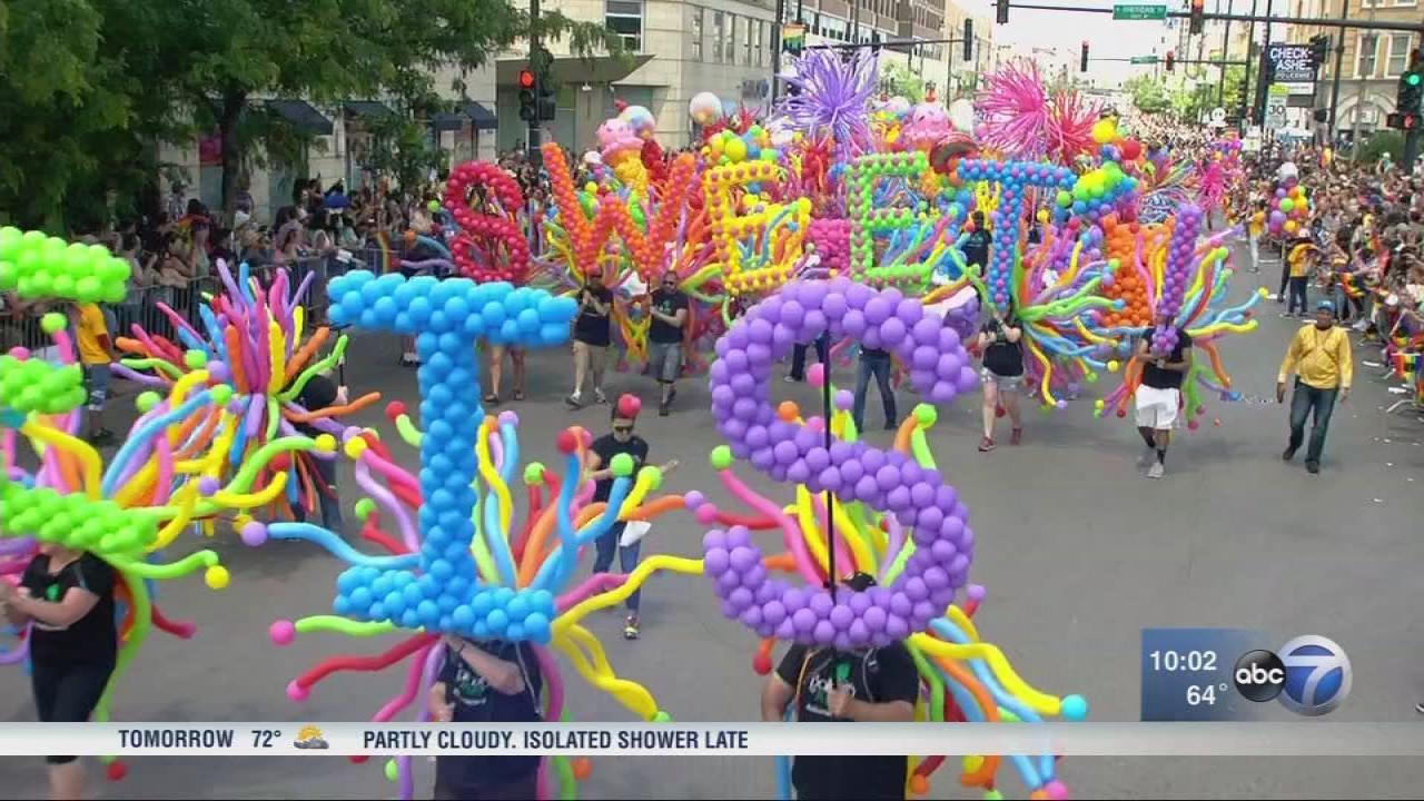 pride parade 2006 gay chicago