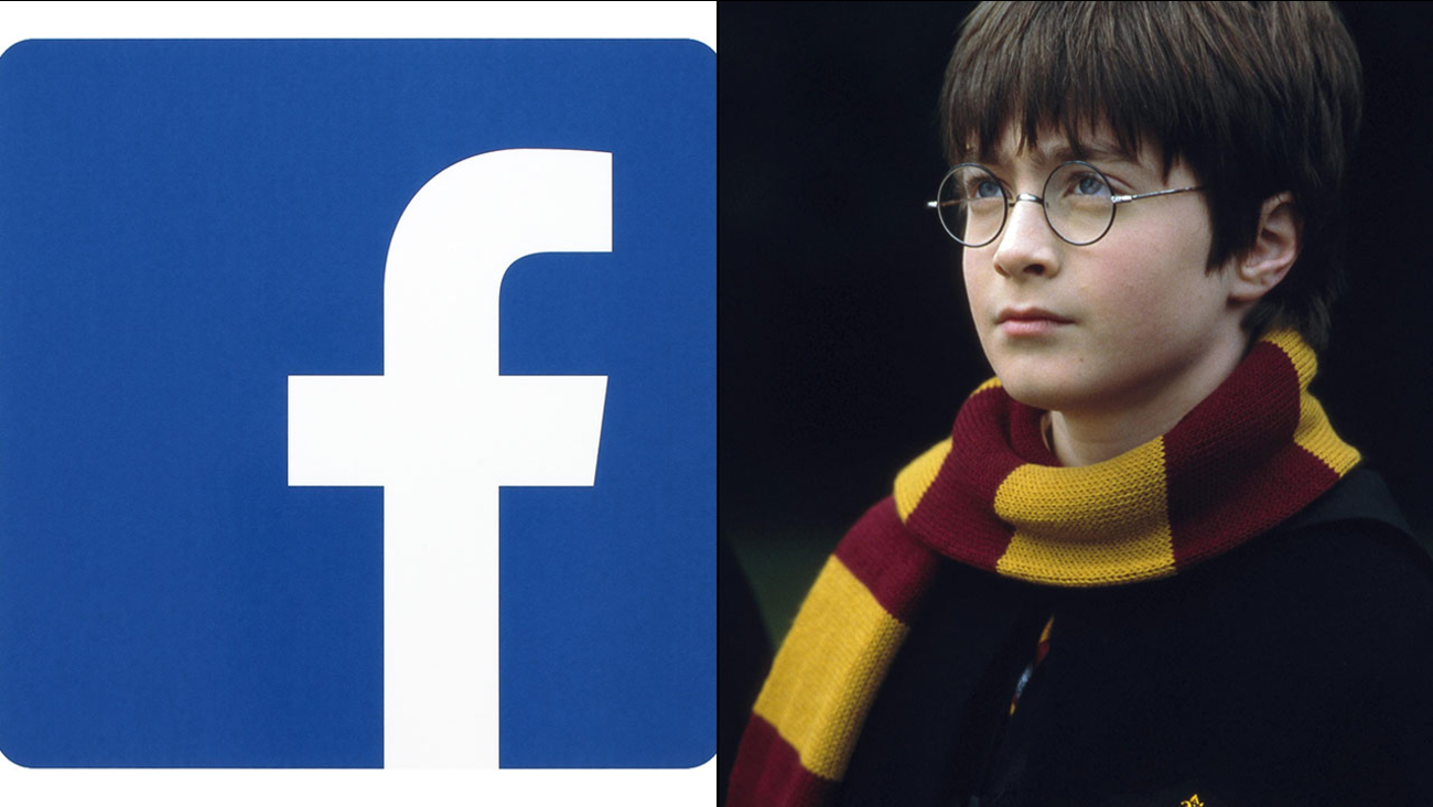 Facebook celebrates 20 years of Harry Potter with Easter egg for fans  b8d703a5f40