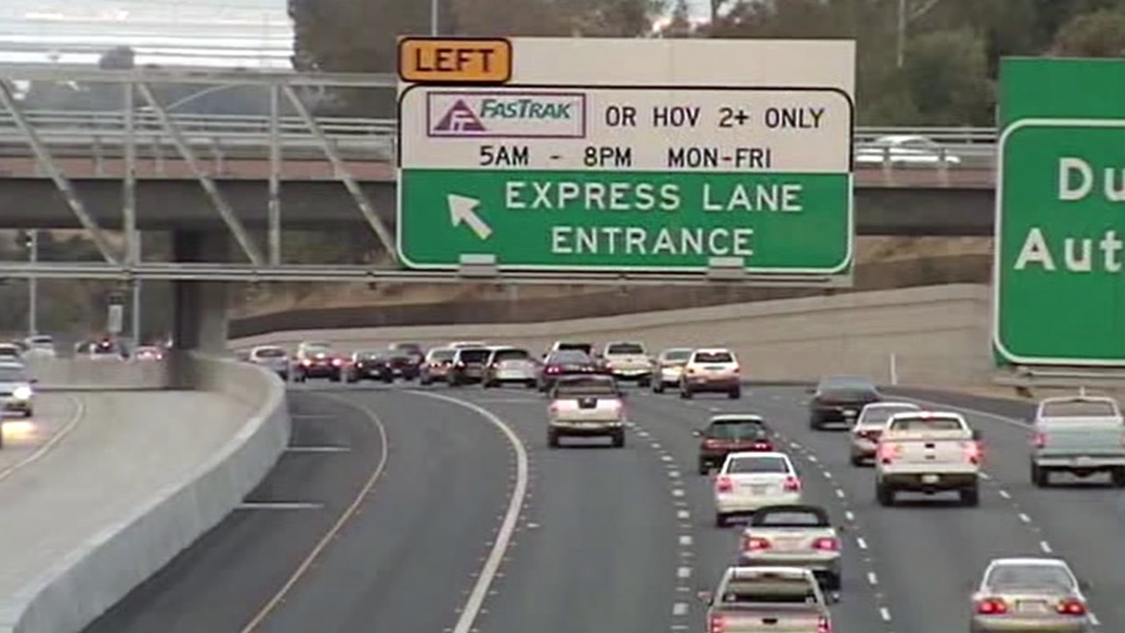 What Is Hov Lane >> Proposed amendment aims to crack down on carpool lane ...