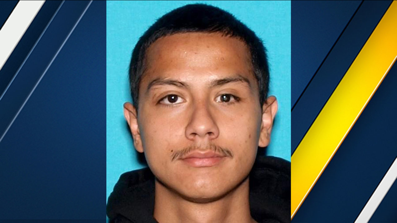 Enrique Miramontes, 21, is a suspect in the robbery of a woman in a wheelchair in Fontana on Sunday, June 25, 2017.