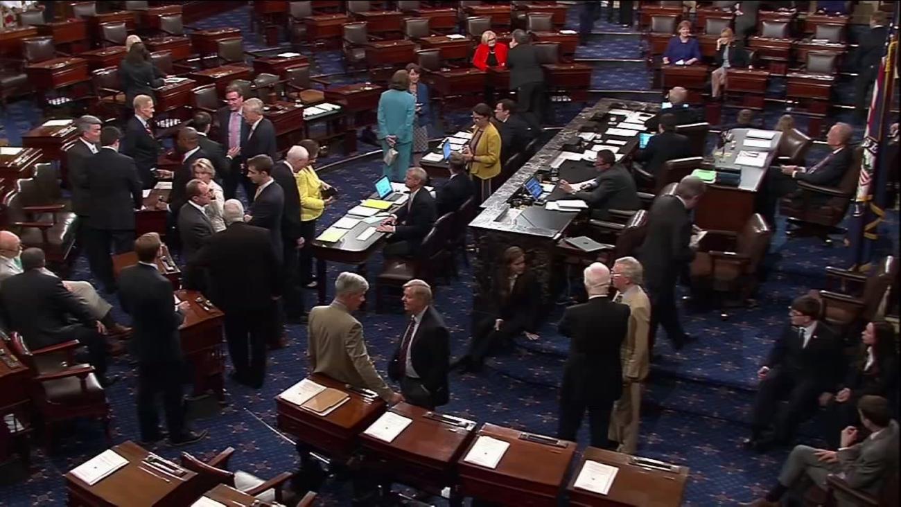 Health care bill showdown