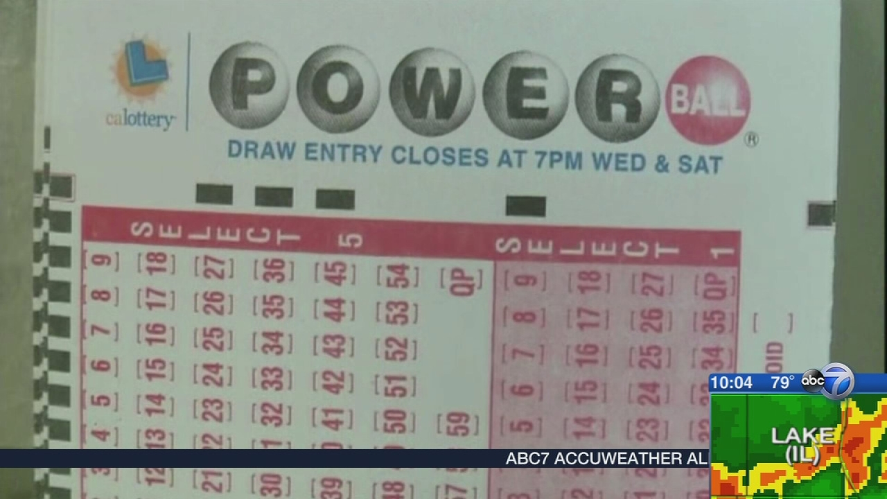 Without Budget Wednesday S Powerball Final One For Illinois Lotto