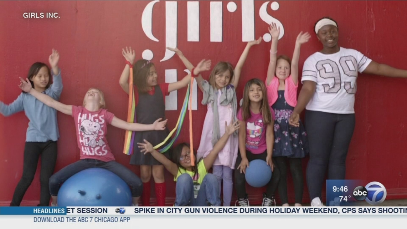 Newsviews Part 1: Girls Inc. coming to Chicago