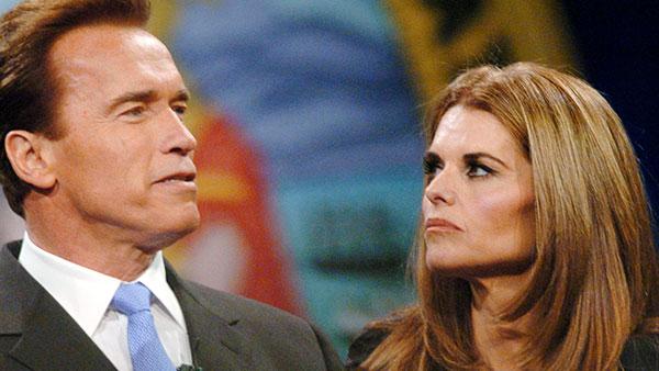 <div class='meta'><div class='origin-logo' data-origin='AP'></div><span class='caption-text' data-credit=''>Arnold Schwarzenegger and Maria Shriver</span></div>