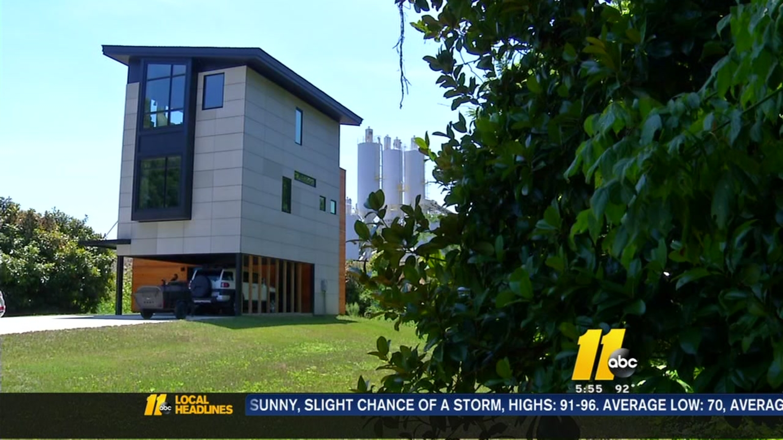 Unlocking the mystery of a modern home off wade avenue and capital boulevard abc11 com