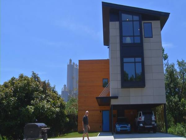 unlocking the mystery of a modern home off wade avenue and capital