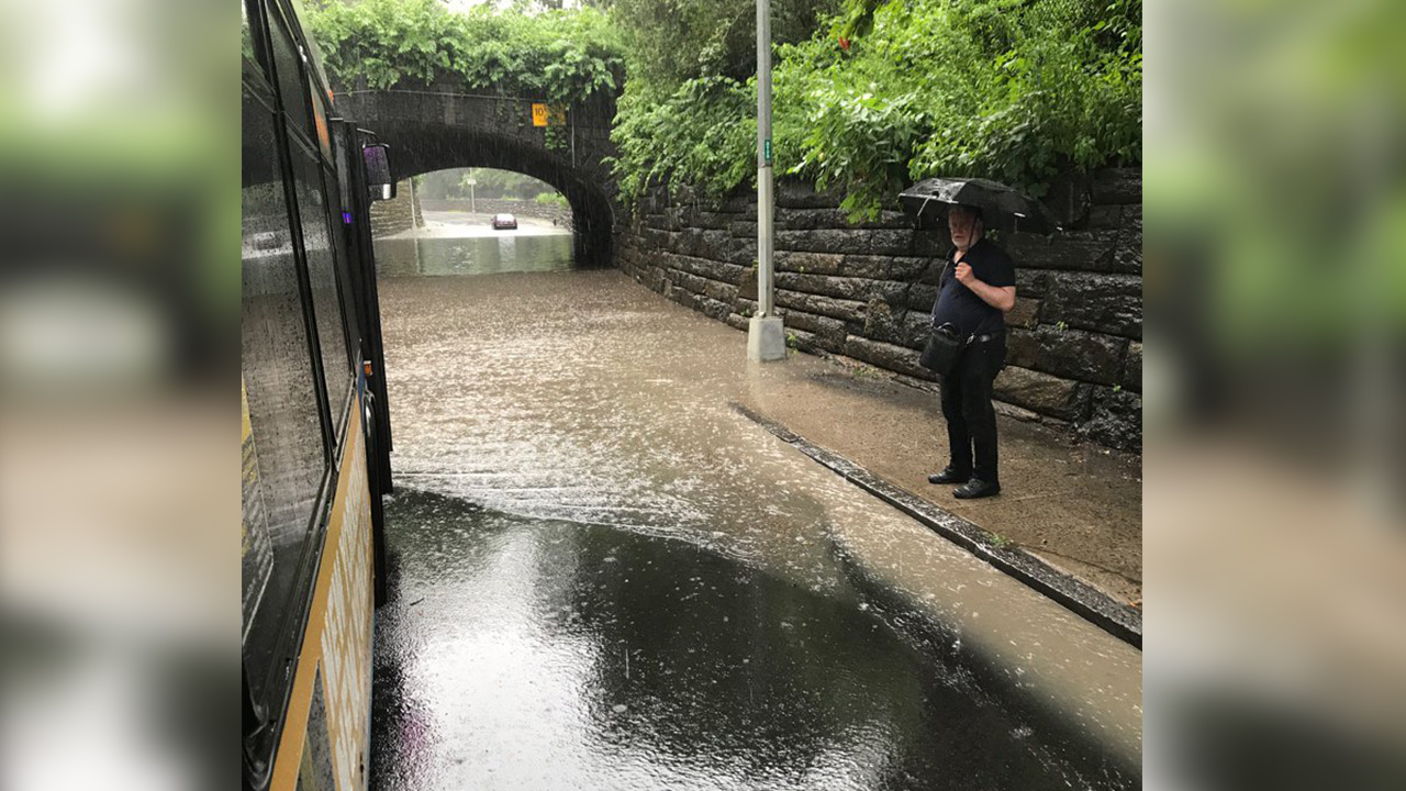 flooding new york city