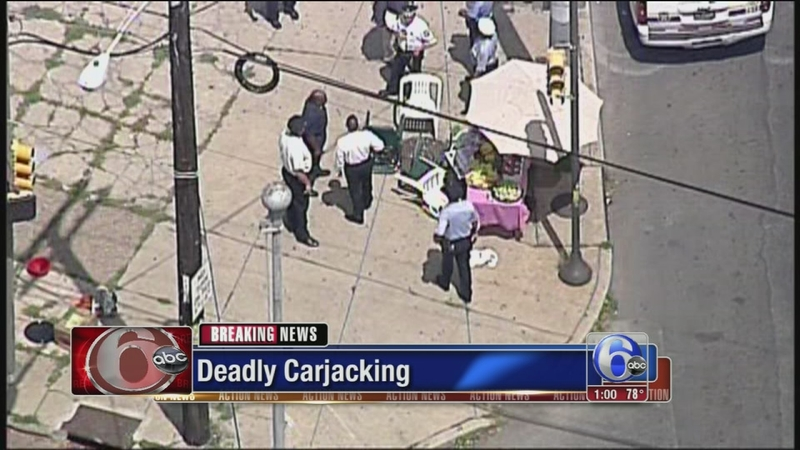 3 Children Killed After Carjacking Crash In North Philadelphia