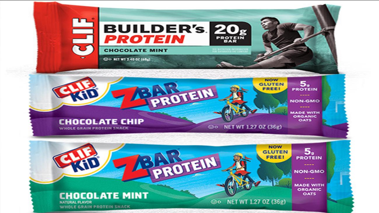 CLIF Bars recalled over nut allergy concerns
