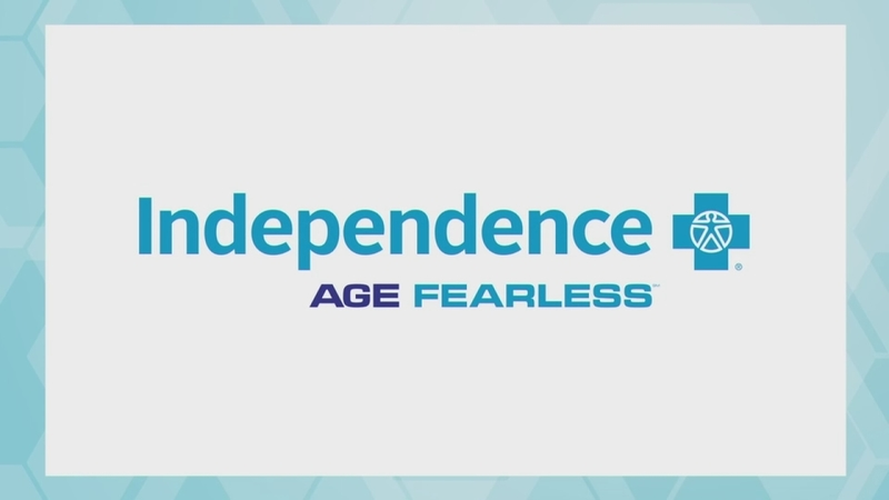 HealthCheck Age Fearless sponsored by Independence Blue
