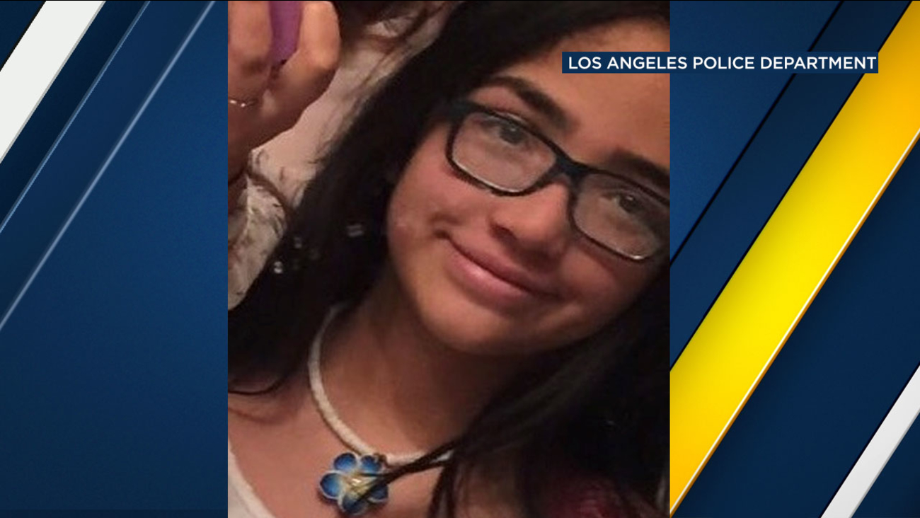 Escobar is described as a 12-year-old Hispanic female with long black hair and brown eyes. She stands at 4 feet, 8 inches tall and weighs around 110 pounds.
