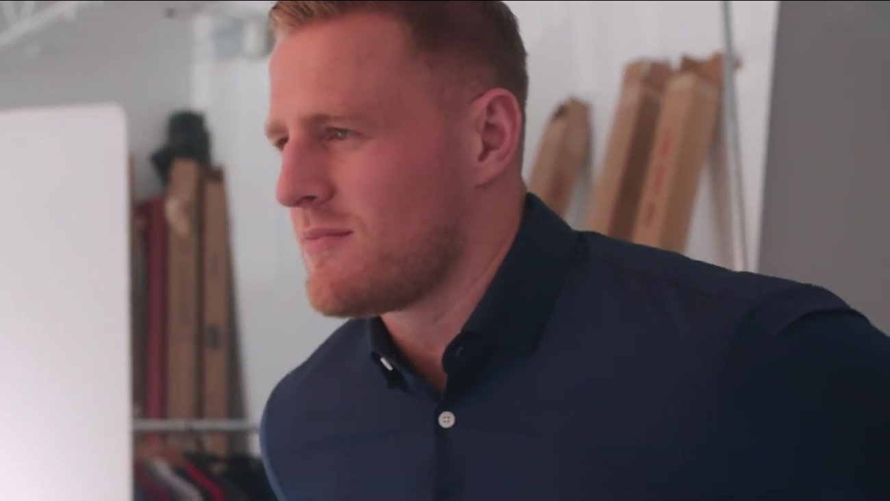 Jj Watt Shirt Collection Available Exclusively At Mizzenmain