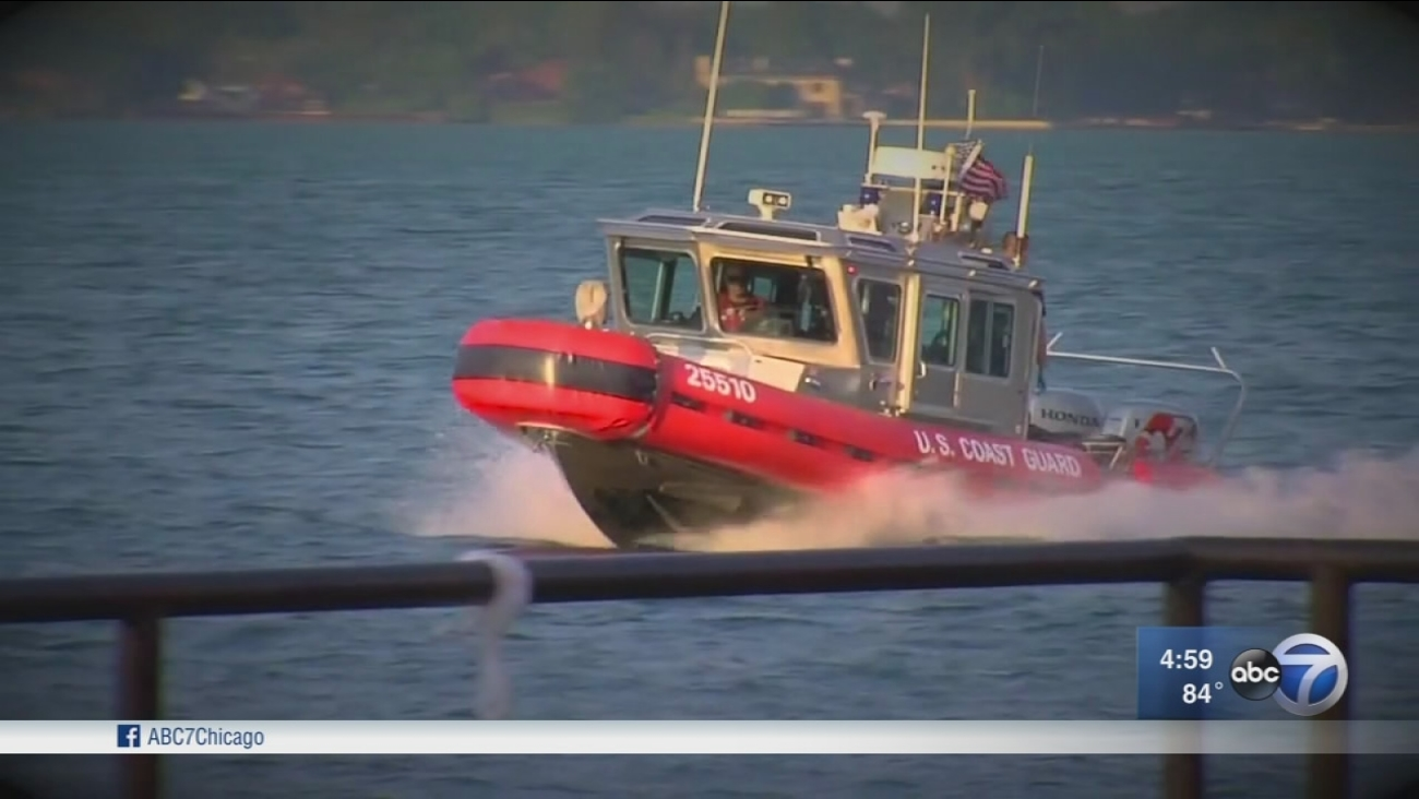Fake distress calls in Great Lakes tripled this year