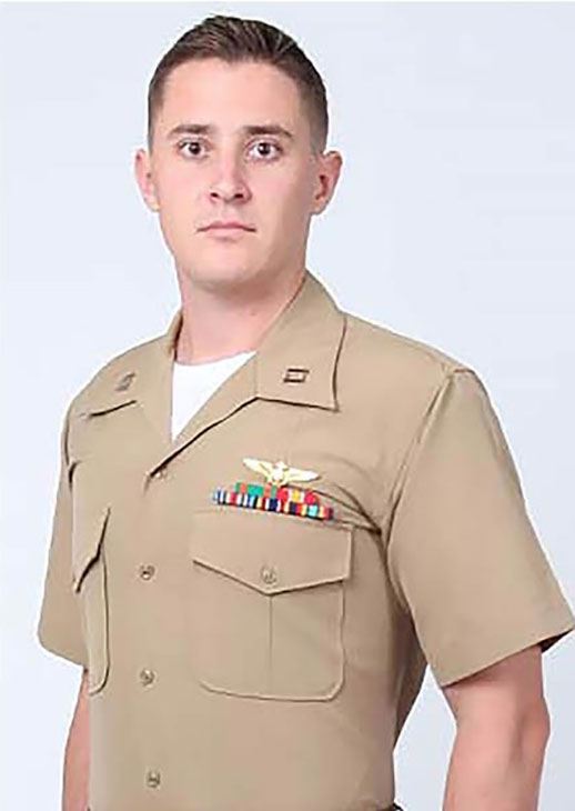 <div class='meta'><div class='origin-logo' data-origin='none'></div><span class='caption-text' data-credit=''>Sean E. Elliott, one of 16 servicemen killed in a military plane crash in Mississippi on Monday July 10, 2017.</span></div>