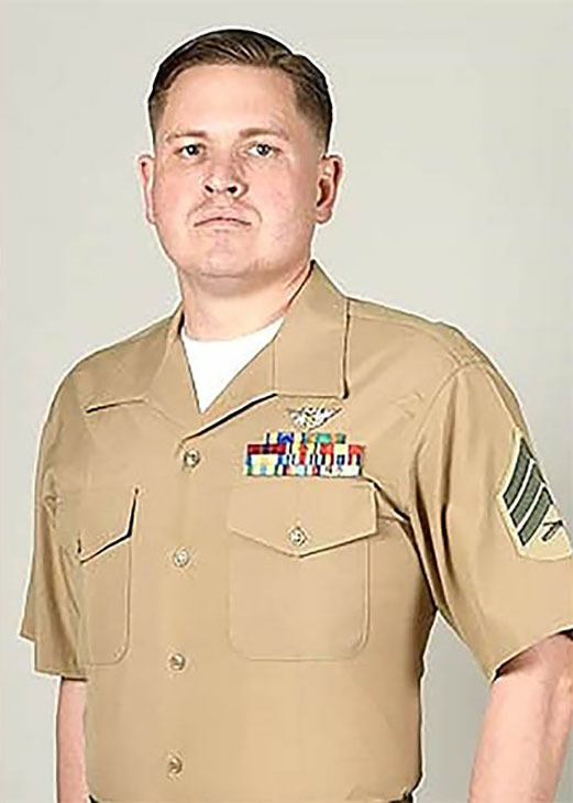 <div class='meta'><div class='origin-logo' data-origin='KABC'></div><span class='caption-text' data-credit=''>Joshua M. Snowden, one of 16 servicemen killed in a military plane crash in Mississippi on Monday July 10, 2017.</span></div>