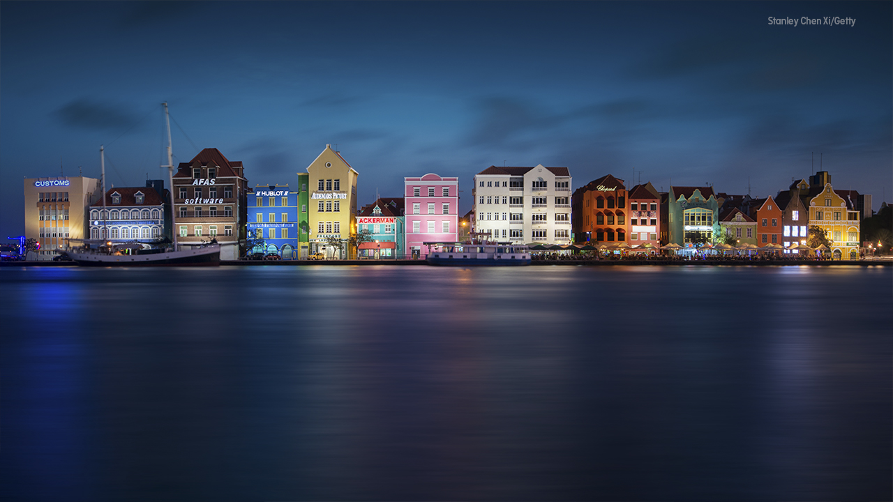 Curacao the ultimate place for a vacation