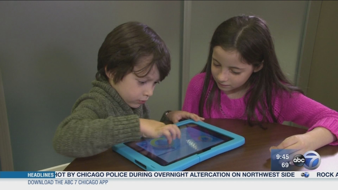 Newsviews Part 1: Kids and electronic devices