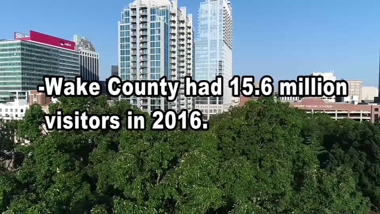 Despite HB2, Wake County tourism breaks records in 2016 | abc11.com