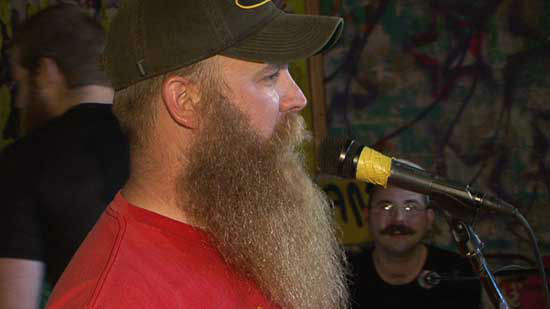 """<div class=""""meta image-caption""""><div class=""""origin-logo origin-image """"><span></span></div><span class=""""caption-text"""">It's not just facial hair.  It's artt!  These are photos from Saturday's Beard and Mustache competition at Super Happy Fun Land  benefitting Shriners Hospital for Children</span></div>"""