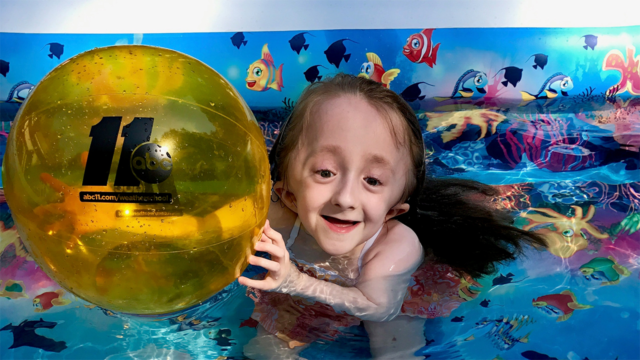 Thanks to your generosity, Abby Norris's family has met its fundraising goal.