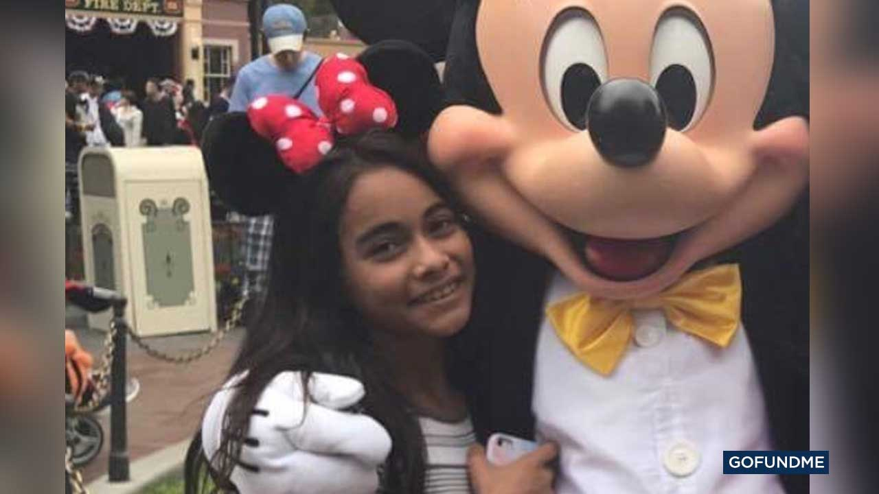 Emily Tobar Echeverria is seen in a GoFundMe page.