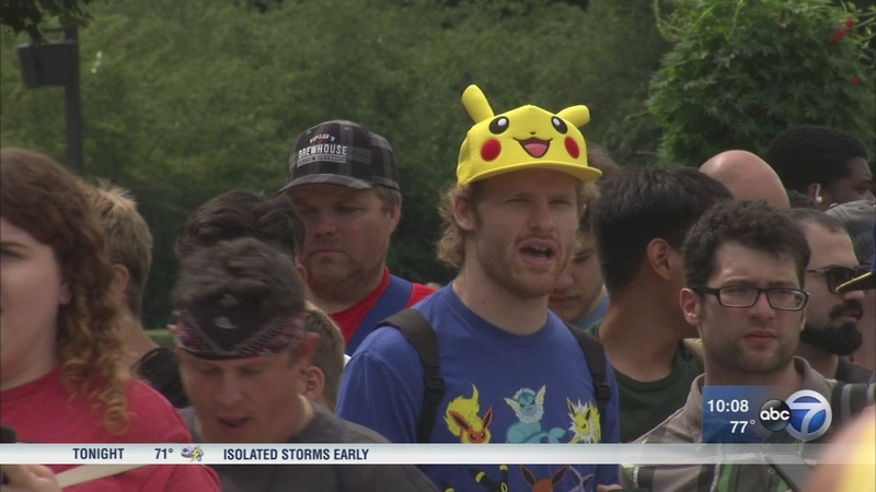 Pokemon No: Fest attendees disappointed after tech difficulties