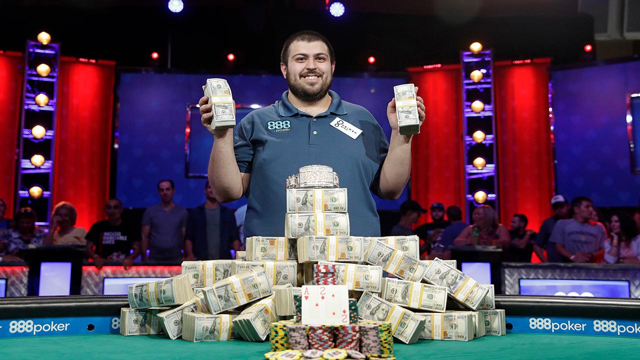 World series of poker championship payout ebc ultimax slotted rotors uk