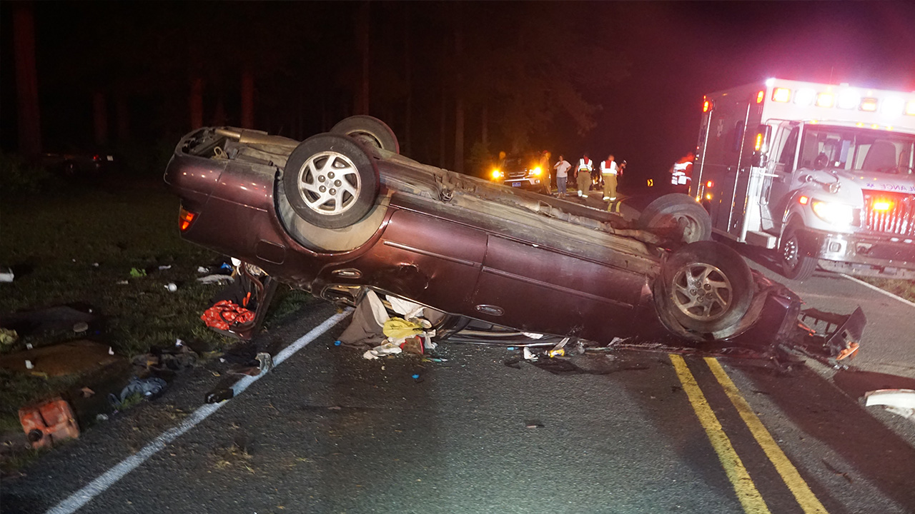 A North Carolina mother is dead following a car crash in Moore County.