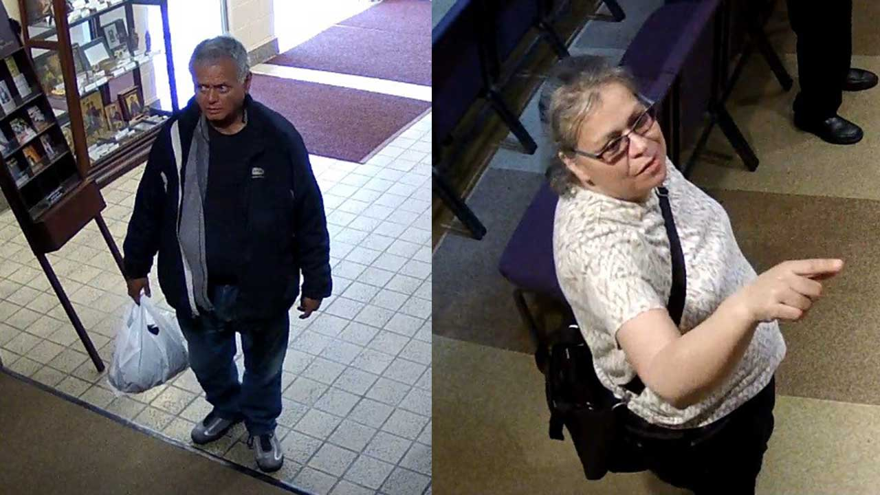 2 steal from, vandalize Morton Grove church, police say