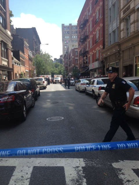 "<div class=""meta image-caption""><div class=""origin-logo origin-image ""><span></span></div><span class=""caption-text"">Police sources tell Eyewitness News they responded to reports of two law enforcement agents who were shot in the West Village. (WABC Photo)</span></div>"