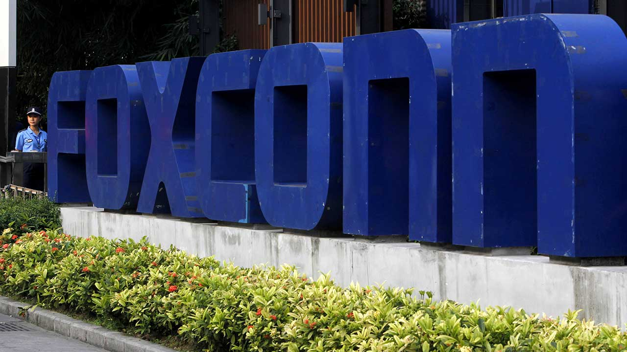 Foxconn complex in the southern Chinese city of Shenzhen, Southern city in China