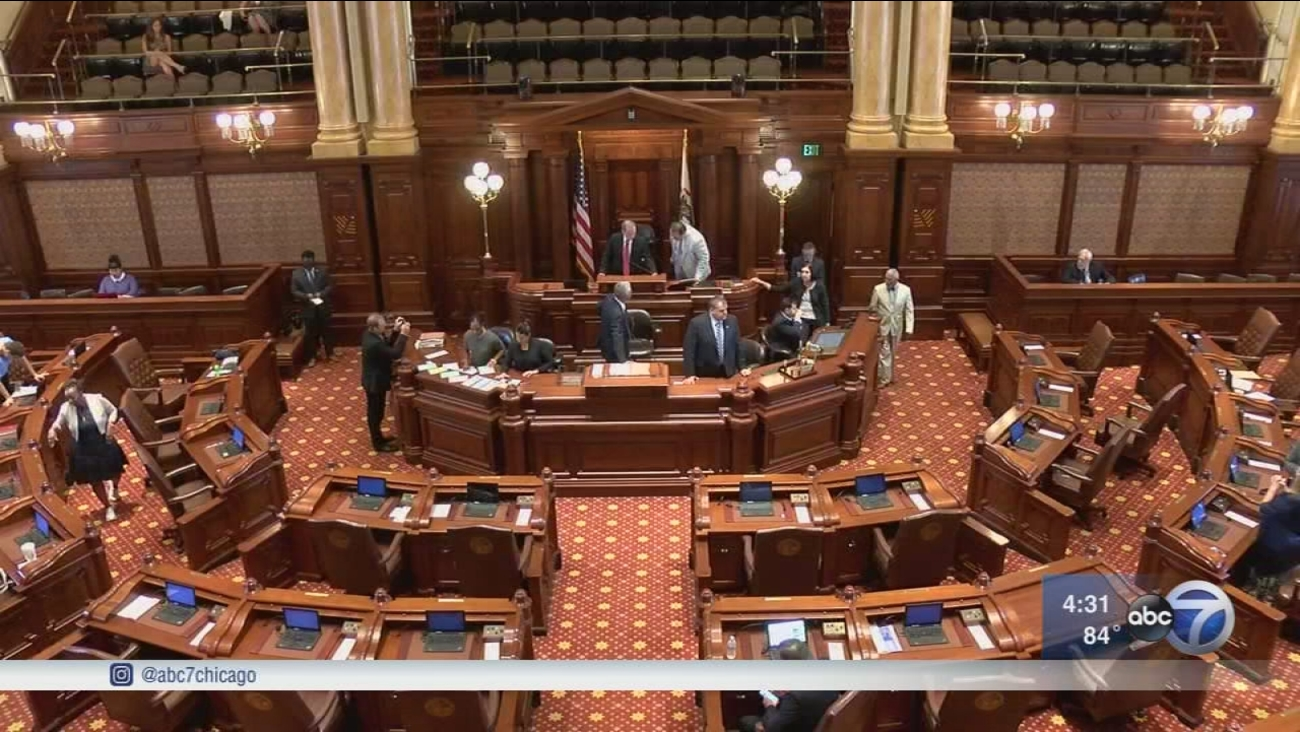 School funding bill in limbo as special session starts