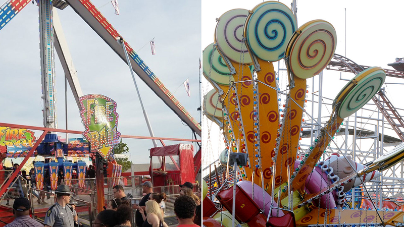Ohio State Fair tragedy: Other major accidents on rides