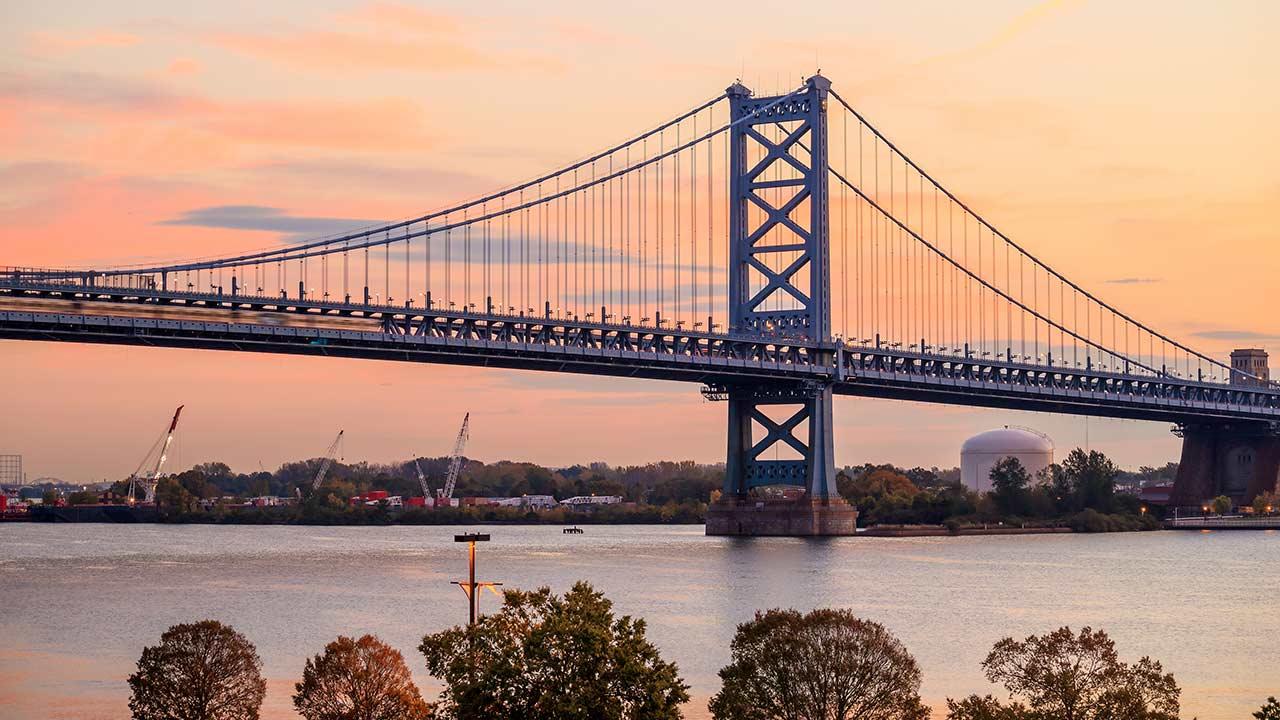 jersey bridge