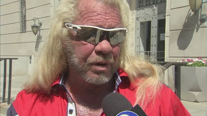 Dog The Bounty Hunter joining search for Pa  suspect
